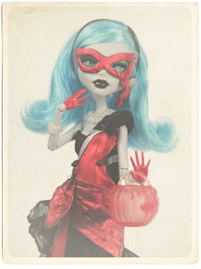 Ghoulia Rules
