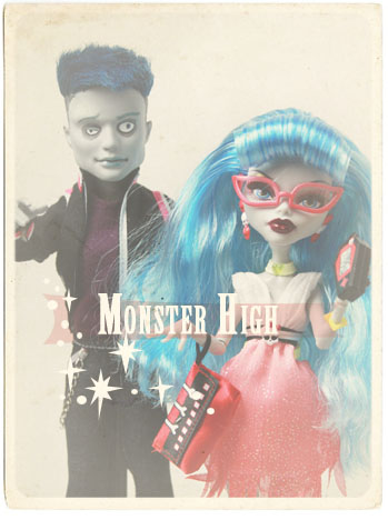 Monster High Galleries