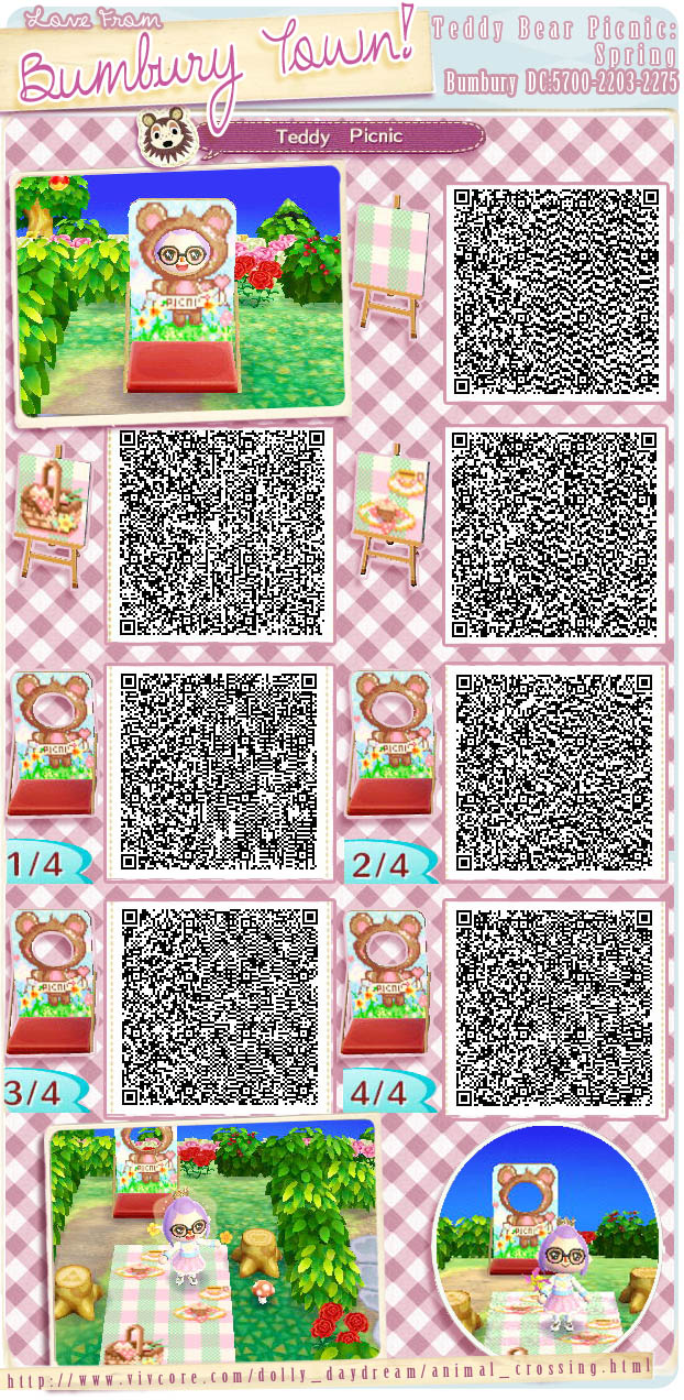 Animal crossing qr codes for Boden qr codes animal crossing new leaf
